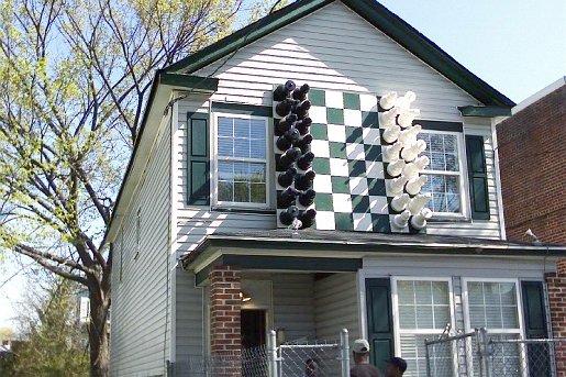 Big Chair Chess Club Chess House
